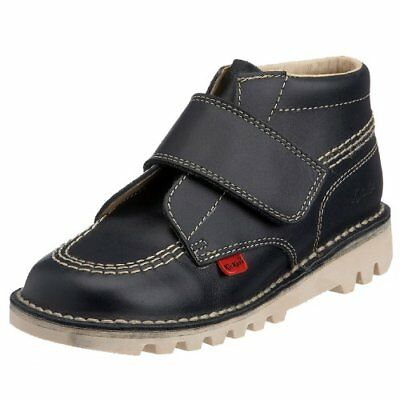 Kisses Kick Boot - , color Dark Blue/Lt Cream, talla 8.5 Child UK