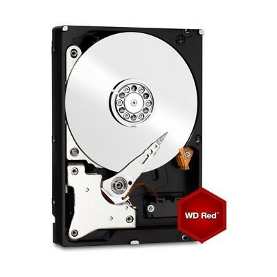 "WD Disque dur HDD Red - 10To - 256Mo - 3,5"" - Pour NAS - WD5000AAKX"