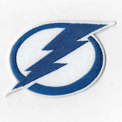 Tampa Bay Lightning NHL Iron on Patches Embroidered Applique Badge Emblem