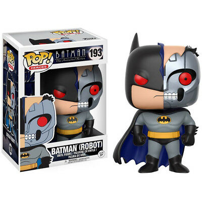 Funko POP! Batman (Robot) Batman The Animated Series Heroes #193