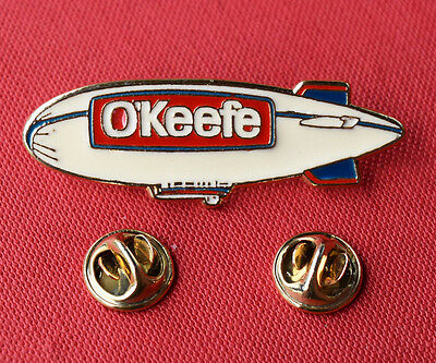 O'Keefe Beer Lapel Pin - Vintage - O'Keefes Brew - Alcohol Collectible - OKEEFES