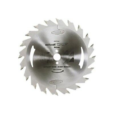 WOLFCRAFT Lame scie circulaire CT 28 dents - Ø184x16mm