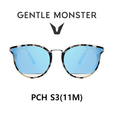 96773a3a6219 2018 NEW GENTLE MONSTER Authentic Sunglasses Fashion Eyewear PCH S3(11M)