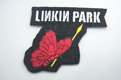 Linkin Park Embroidered  Sew Iron On Patch Badge Metal Rock  For Jacket Bag Top