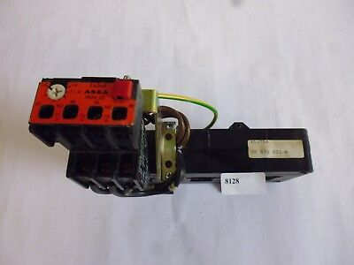 RVH22 45-75A ASEA ABB relais thermiques thermal overload relay