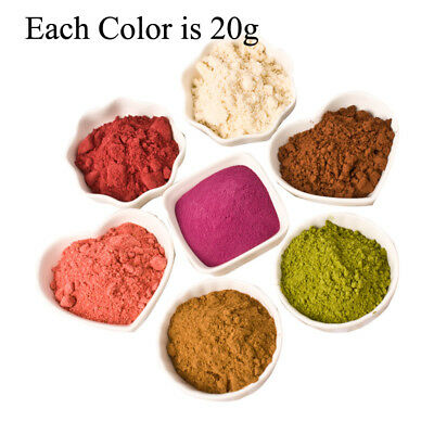 Food Colouring, Edible Colour, Natural Pigment, Vegetable Powder Cake Decorating