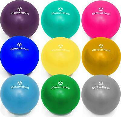18 23 28 33cm Overball Yoga Pilates Gymnastik Fitness Therapieball Ball Sport