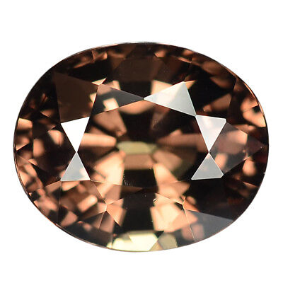 2.79 Ct. Green To Red Natural Color Change Garnet WITH GLC CERTIFY