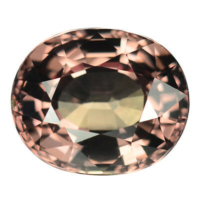 2.99 Ct. Best Green To Red Natural Color Change Garnet WITH GLC CERTIFY