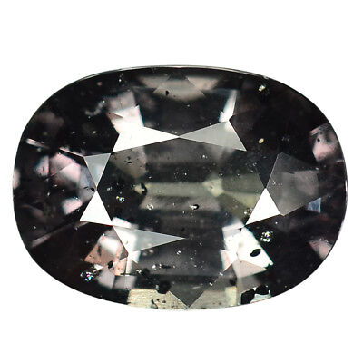 4.51 Ct. Green To Red Natural Color Change Garnet WITH GLC CERTIFY