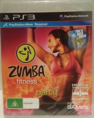 Zumba Fitness - PS3 - PlayStation 3 Game