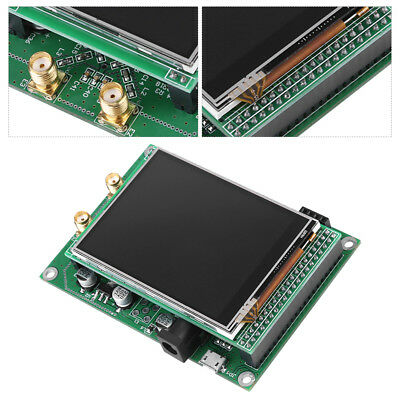 ADF4351 RF Sweep Signal Source Generator Module 35M-4.4G+STM32 TFT LCD Best