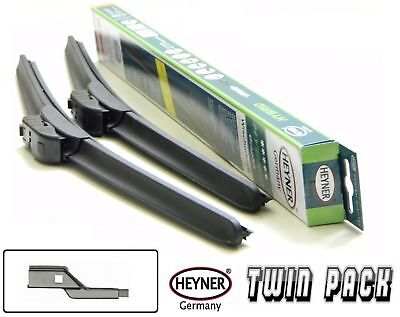 Peugeot 308 2007-2013 genuine windscreen WIPER BLADES 26'30' specific fit set