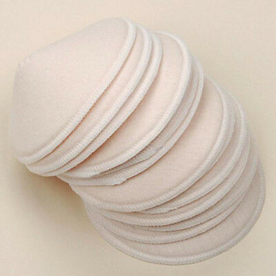 6Pcs New Feeding Washable Reusable Breast Nursing Pads for Pregnant Women