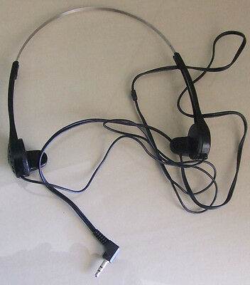 Rare TOSHIBA HR-M33 Vintage Headphones Fully Working VGC  MADE IN JAPAN
