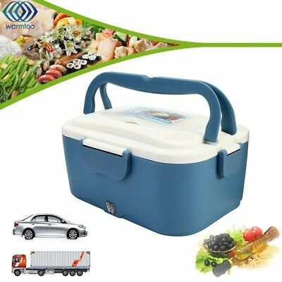 1.5L Portable Electric Lunch Box Car 12v or 24V Truck Food Warmer Travel Heater