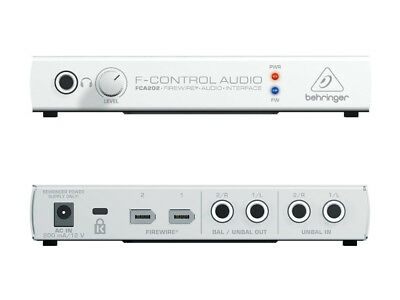 Behringer FCA202 Audio Interface