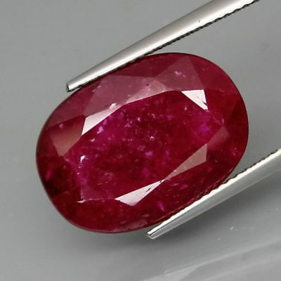 12.75 CTS EXCELENTE.RUBI  NATURAL - BIG Top red Ruby Mozambique