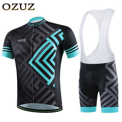 Men Team Breathable Cycling Jersey and Shorts Sets Comfortable Cycling Clothing