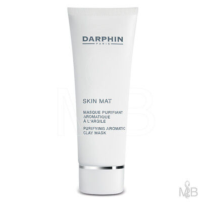 Darphin - Skin Mat Masque Purifiant Aromatique à l'Argile - 75ml