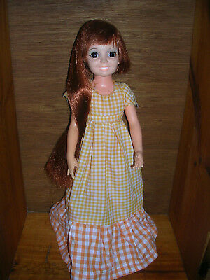 Vintage Crissy Doll from the Crissy family