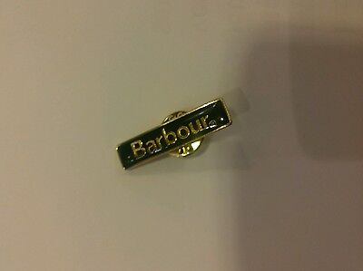 Pin's Barbour