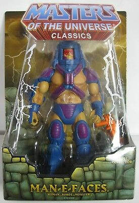 MotU - Man-E-Faces - AFA 9.25 - Neu&OVP - MotUC - Masters of the Universe