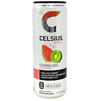 Celsius Energy Drinks