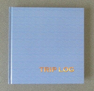 ARMCHER Productions Trip Log for recording all your adventures, hardback