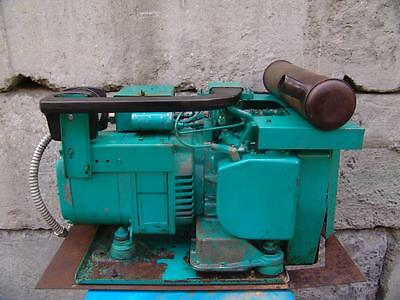 Onan 4.0 Rv Genset Generator 4Kva Single Phase Low Hours 376