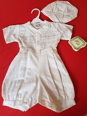 Boys Christening Outfit New