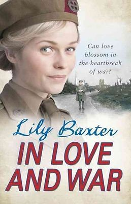 Baxter,lily-In Love And War  Book New
