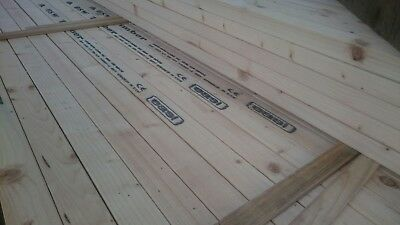 CLS 3x2 studding timber framing 63mm x 38mm 2.4meter 8'ft
