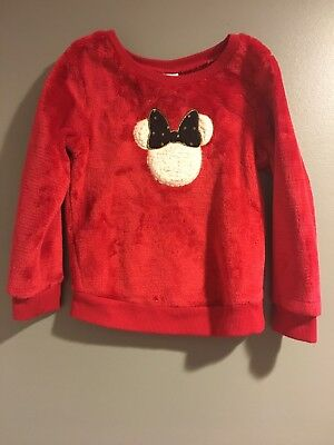 Minnie Mouse Toddler Sweater size 2T