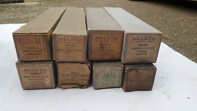 Player piano rolls Meloto
