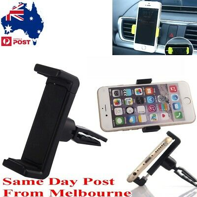 Universal Car Air Vent Mount Cradle Stand Holder For Cell Phone iPhone GPS