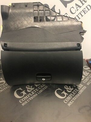 Volkswagen Passat Glovebox Black 3b2 857 101