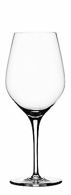 Set of 6 NEW Spiegelau Authentis Small White Wine Glasses Crystal Lead Free