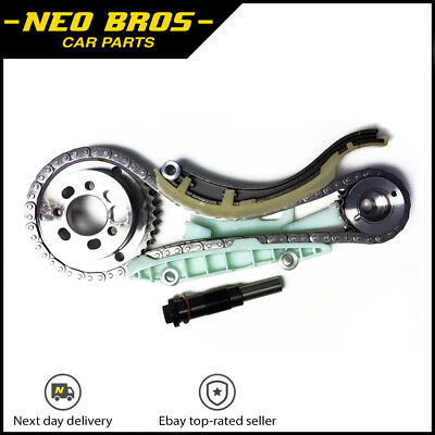 Timing Chain Kit for Ford C-Max Fiesta Focus Galaxy Mondeo Connect 1.8 TDCI