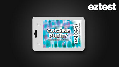 EZ-Test Cocaine Purity