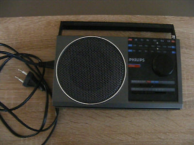 poste RADIO PHILIPS D-2012