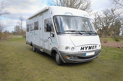 Motorhome hire holidays  - Hymers - Summer Holidays, Festivals, Long Weekends