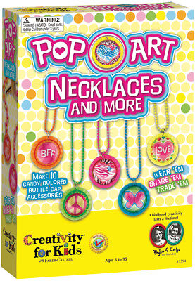 Pop Art Necklaces And More Kit  1594