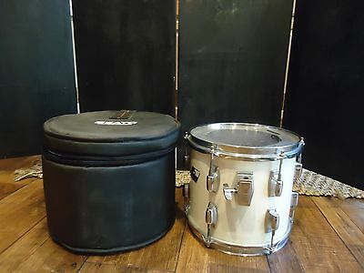 Vintage Ludwig Drum  10 Inch Tom  With Case / Come See