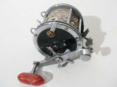 Vintage Fishing Reel Mulinello PENN SENATOR 4/0 Made in USA