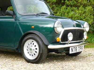 Classic Mini Sprite 1.3 i On Just 9700 Miles From New