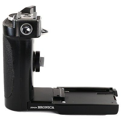 Zenza Bronica Speed Grip-E with Flash Shoe for ETR ETRC ETRS ETRSi ETR-C (RY39Q)