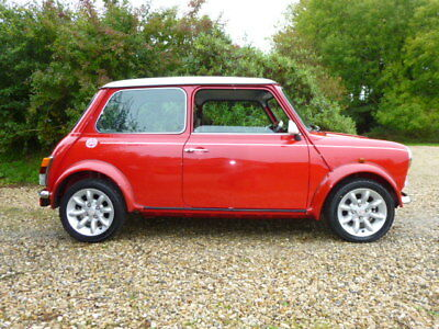 Classic Mini Cooper Sport On Just 13200 Miles From New