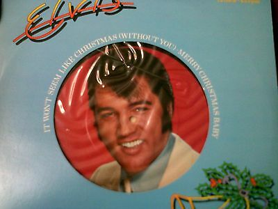 Elvis Presley It Wont Seem Like Christmas Without You 12Inch Brand New
