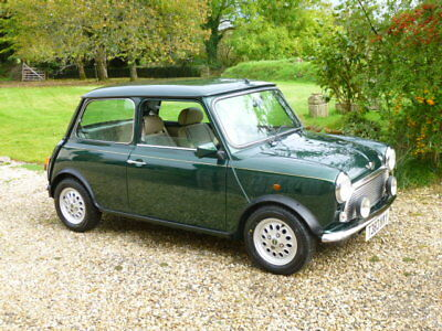 Classic Mini 1.3 MPI On Just 10250 Miles From New!
